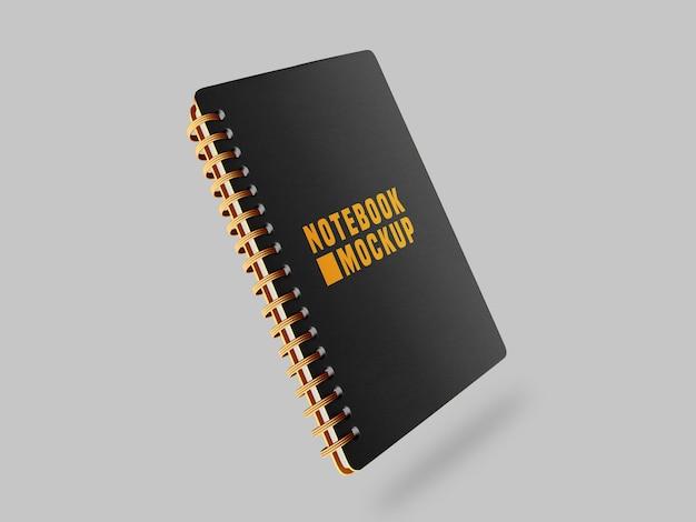 Mockup voor notebooks