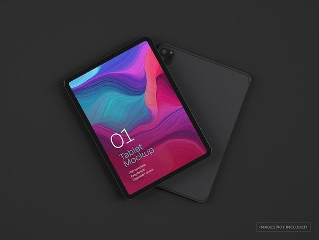 Mockup voor tablet-apparaat