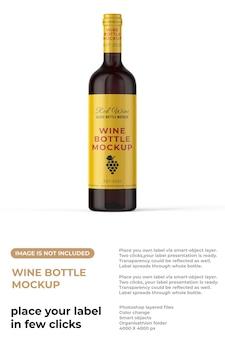 Mockup voor wijnkisten