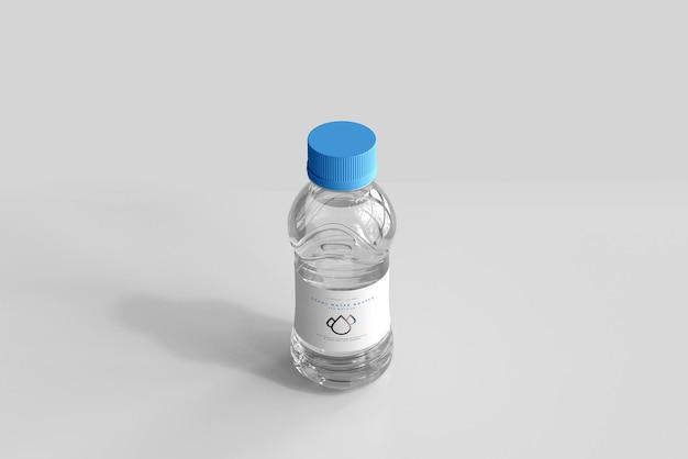 Mockup voor zoetwaterfles