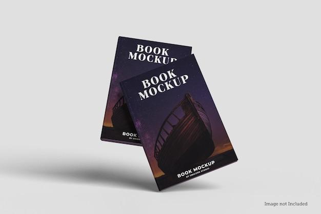 Mockups voor boekomslagen