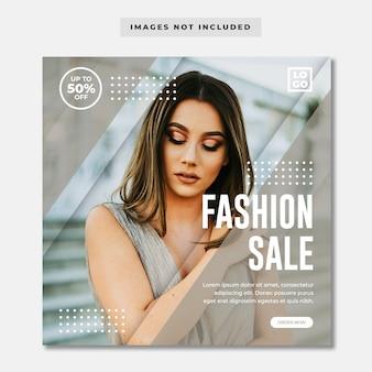 Mode verkoop instagram