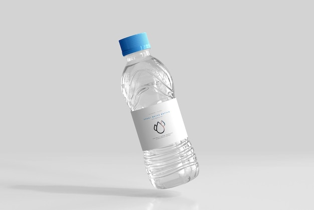 Model van 500 ml zoetwaterfles