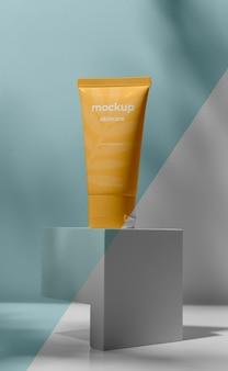 Modelassortiment huidverzorgingsproducten