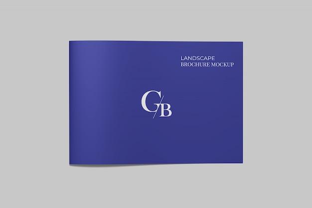 Modello di brochure a5