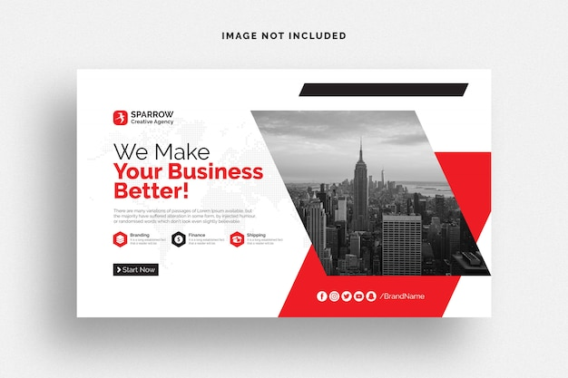 Modello di business banner