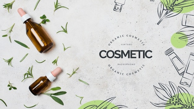 Modello di business cosmetici biologici