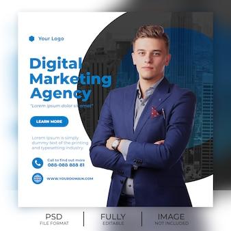 Modello di business instagram post