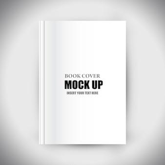 Modello di copertina del libro modificabile