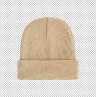 Modello di mockup cappello bie beanie