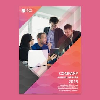 Modello di relazione annuale aziendale