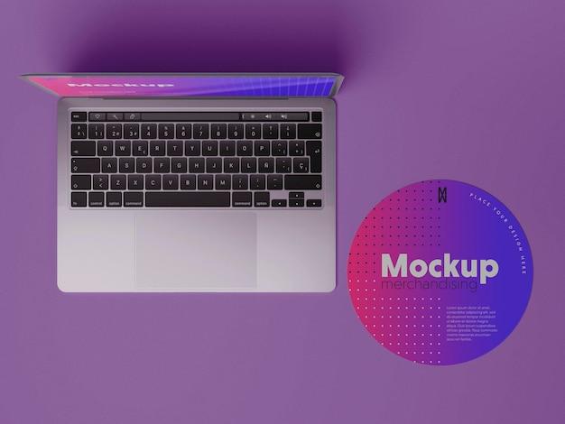 Modelontwerp voor computermerchandising