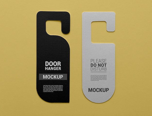 Modelontwerp voor deurhanger
