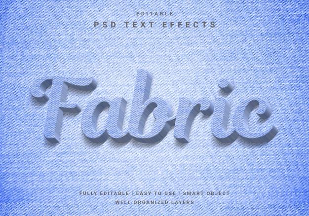 Modern 3d-teksteffect