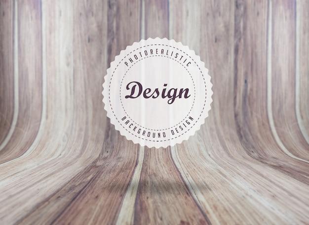 Moderni in legno texture di sfondo