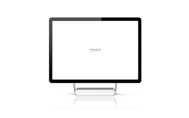 Monitorare il mockup dello schermo