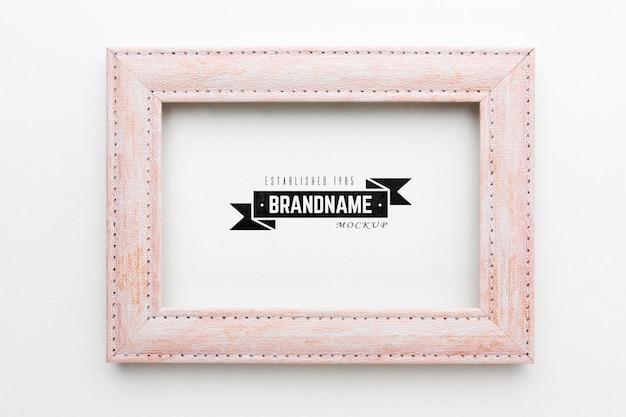 Mooi frame concept mock-up