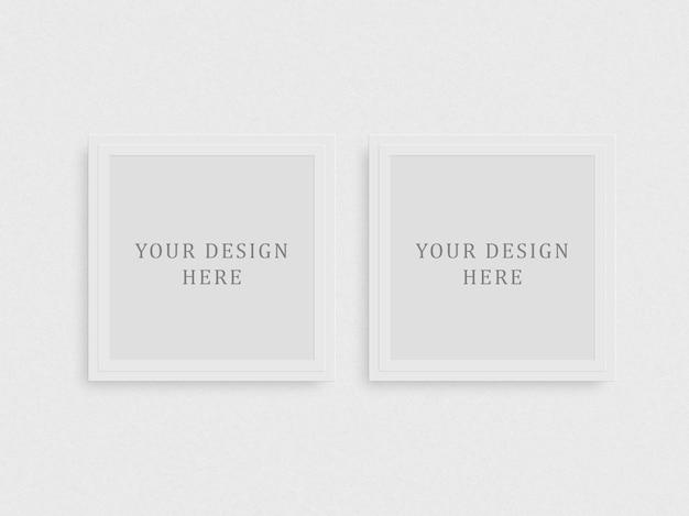 Mooi frameconceptmodel voor je fotografie