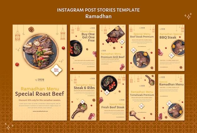 Mooie ramadanverhalen op sociale media