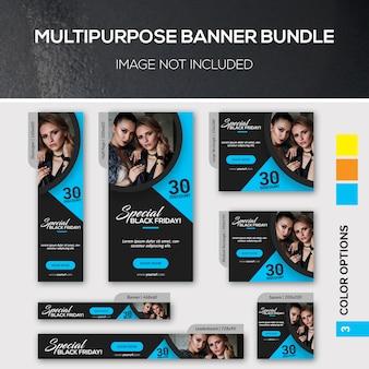 Multifunctionele bannerbundel