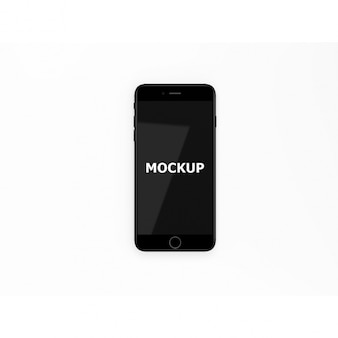 Nero smartphone mockup