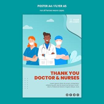 No todos los héroes usan el concepto de póster de capas