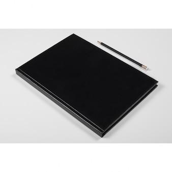 Notebook mock up di progettazione