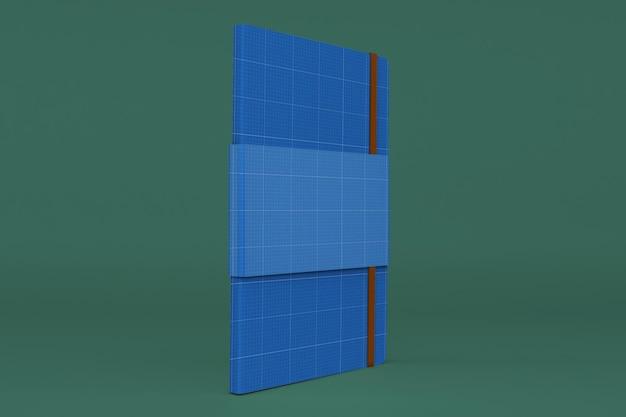 Notebook mockup