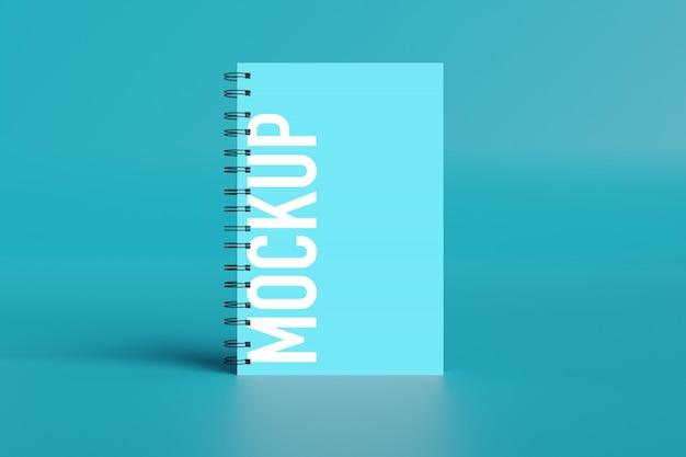 Notebookmodel voor het maken van scènes