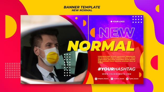 Nuovo tema banner normale