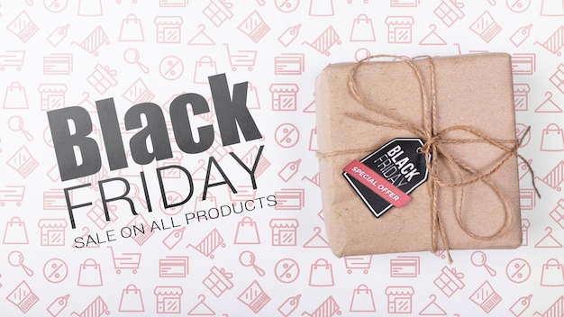 Oferta especial disponible el viernes negro