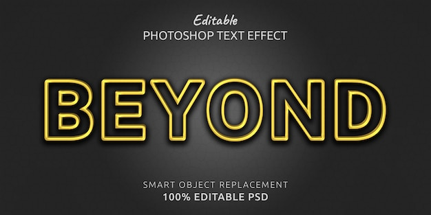 Oltre l'effetto stile testo