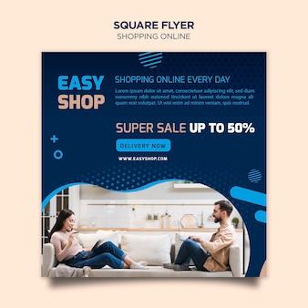 Online flyer winkelen