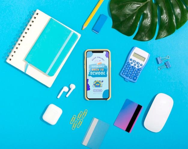 Online winkelen op mobiel
