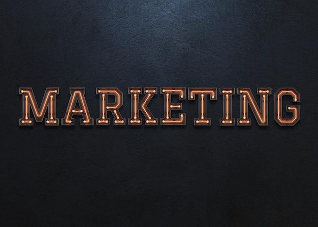 Palabra de marketing