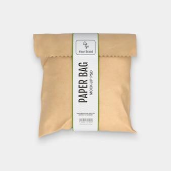 Papieren zak verpakking