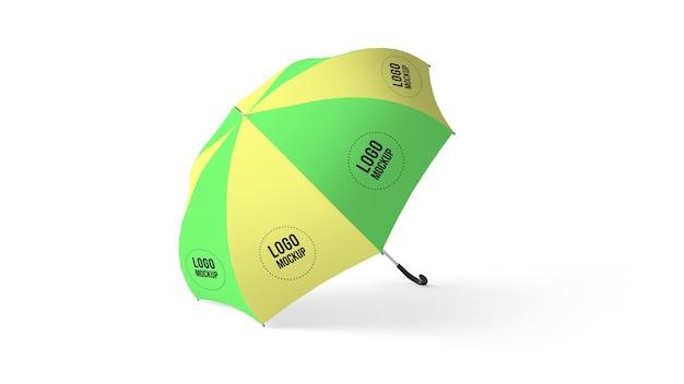 Paraplu mock-up