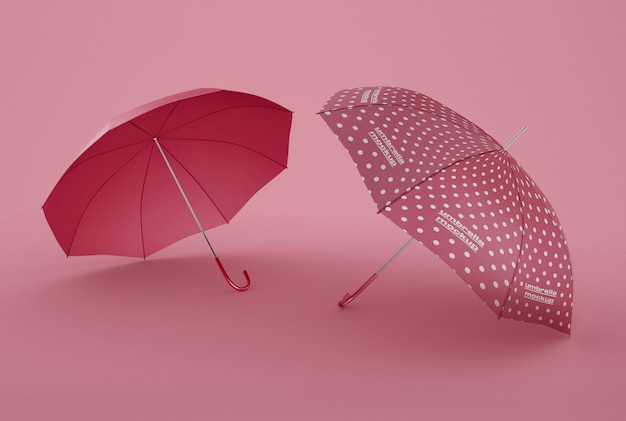 Paraplu mockup