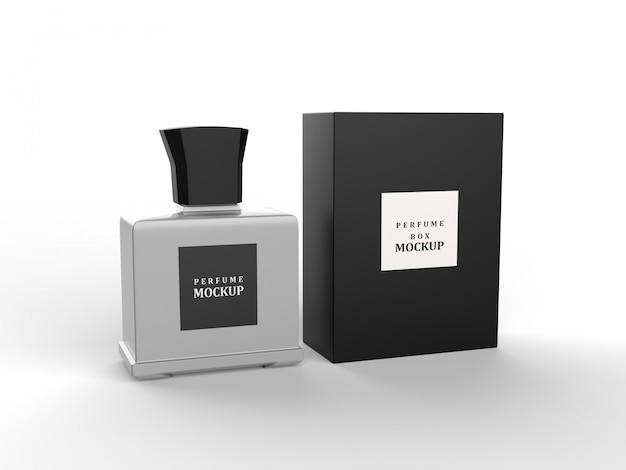 Parfum mockup