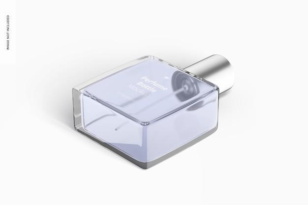 Parfumflesmodel, isometrische weergave