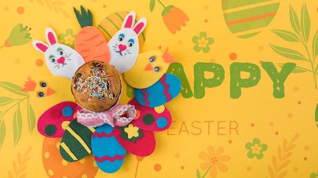 Pasen-eieren-model