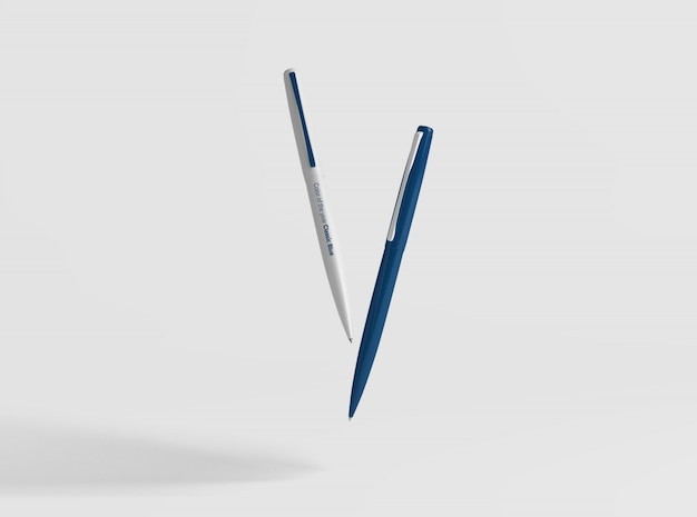 Pen mockup