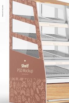 Plankmodel, close-up
