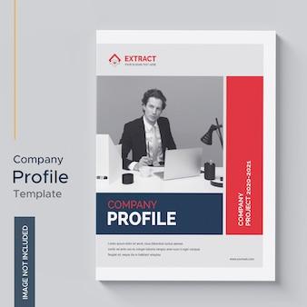 Plantilla de perfil de empresa