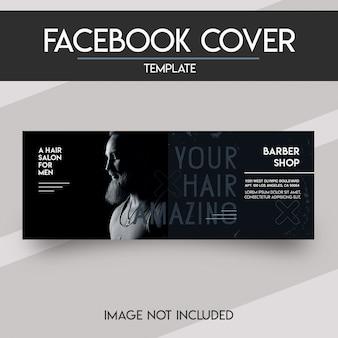 Plantilla de portada de facebook