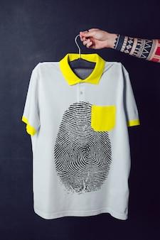 Poloshirt mock-up