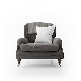 Poltrona e cuscino
