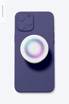 Popsocket op telefoonmodel