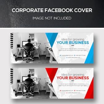 Portada corporativa de facebook