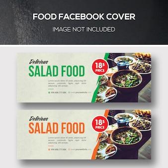 Portada de facebook de alimentos